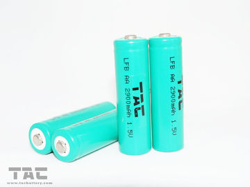 China lithium-Eisen-Batterie 1.5V LiFeS2 AA 2700mAh Primärfür Kamera fournisseur
