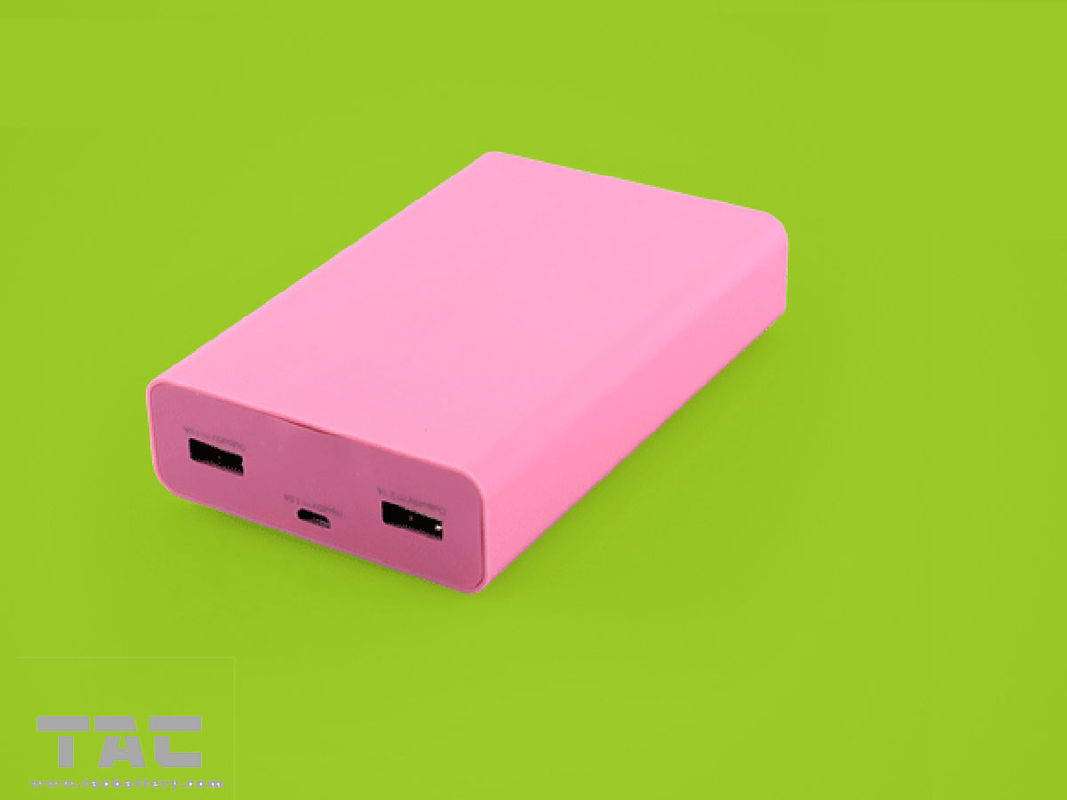 High Capacity External Battery Power Bank 8800mAh USB Port For Iphone