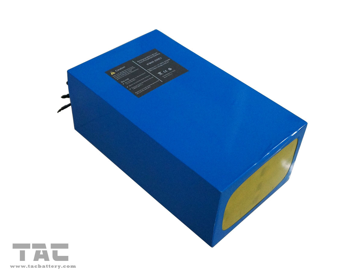 High Capacity Electric Bike Battery Pack 48v 20ah For Electric Vehicle